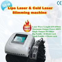 Buy cheap Newest Laser liposuction Slimming Machine.EV-F009 from wholesalers