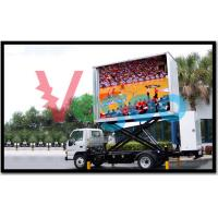 China Truck Mounted P5 Outdoor Full Color Led Module Mobile Led Screen Rental 1/8 Scan on sale