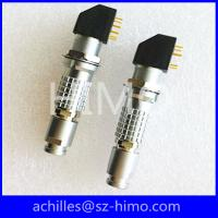 Buy cheap EXG.1B.304.HLN 4 pin solder pin lemo pcb cross connector from Wholesalers