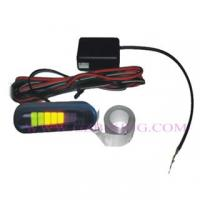 Quality Wireless electromagnetic parking sensor with buzzer built-in LED display for sale