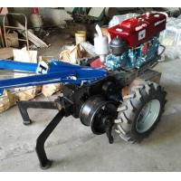 Wholesale 60KN Electrical Cable Pulling Tools 5 Ton Hand Tractor Winch With Double Drum from china suppliers