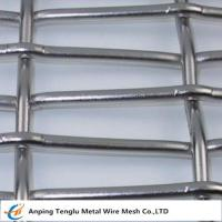 Wholesale Slot Hole Crimped Wire Mesh|for Agricultural and Construction from china suppliers