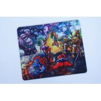 Wholesale Full Color Printing Rubber Mouse Mat With Customized Catoon Logo from china suppliers