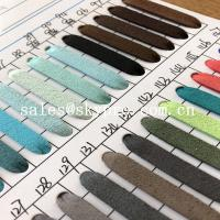Wholesale Colourful car chamois leather classic embossed design eco friendly from china suppliers
