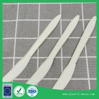 Wholesale biodegradable disposable dinner knife no plastic from china suppliers