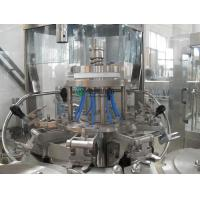 China 3000 bph Auto Bottled Water Filling Line 500 ml PET Beverage Filling Machine on sale