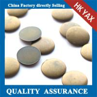 China hotfix metal studs;heat transfer metal copper studs;metal studs for clothing on sale