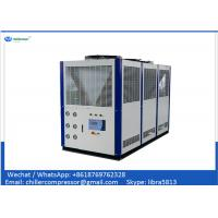 Wholesale CE Certification 25tr Plastic Industry 30hp Air Cooled Water Chiller for Extruder from china suppliers