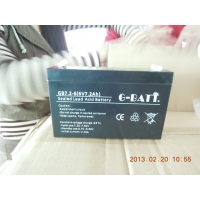 Wholesale 7.2AH Gel Lead Acid Battery from china suppliers