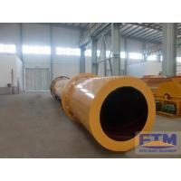 Wholesale Good Drying Effect Sand Rotary Dryer/River Sand Dryer Machine from china suppliers