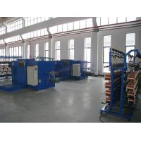 Quality Passive / Active Pay Off Copper Wire Bunching Machine / Equiment 50 Heads / Set for sale