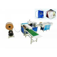 China Double Loop Spiral Wire Binding Machine , Book Binding Punching Machine on sale