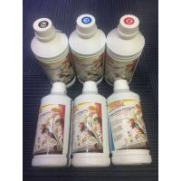 Wholesale CMYK Water Based Dye Sublimation Printing Ink Four Colors For Epson Piezo Heads from china suppliers