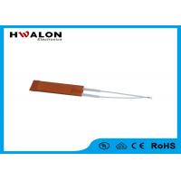 Buy cheap Constant Temperature 3.5mm Thickness  PTC Heating Element With Insulated Paper from Wholesalers