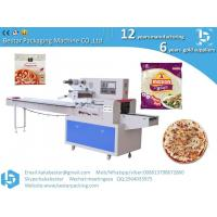 Wholesale Fresh shrimp pineapple pizza Hawaiian style pizza stainless steel packaging machine from china suppliers