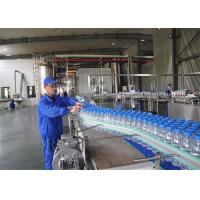 China SUS304 / 316 Water Filling Machine , Bottled Water Production Line on sale