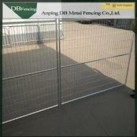Wholesale Canada Prefab Temporary Fence Panels Factory from china suppliers