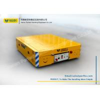 Wholesale Battery Power Feeding Steel Structure Rail Transfer Cart for Transferring from china suppliers