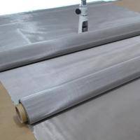 Wholesale Stainless Steel Printing Screen Plain Weave Mesh With 80~325mesh for Printing Industry from china suppliers