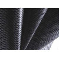 Wholesale PP Black Woven Geotextile , Soil Stabilization Fabric For Suppressing Weed from china suppliers