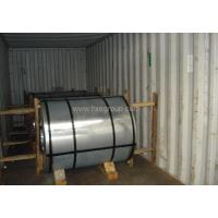 z275g Hot Dipped Galvanized Steel Coil in Tianjin Port