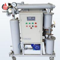 Wholesale Mobile Single stage Transformer Oil Dehydration Purifier Treatment Machine from china suppliers