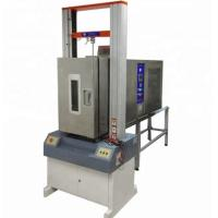 Wholesale Automatic Control High Low Temperature Test Chamber With Tensile Testing Machine from china suppliers