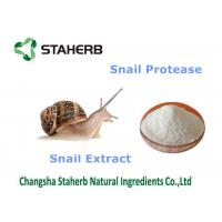Buy cheap Snail Extract Natural Cosmetics Raw Materials , Organic Cosmetic Ingredients from wholesalers