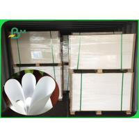 China 104% Whiteness Long Grain Wood Free Uncoated Offset Paper FSC & ISO Certified on sale