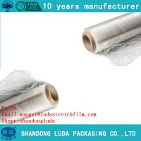 Wholesale Stretch wrap film pe stretch film pallet stretch film pre stretch 280% cling wrap film from china suppliers