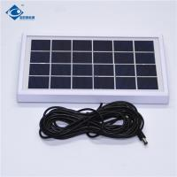 Buy cheap Energy Saving 3W Polycrystalline Pv Solar Panel 240X180X17mm CCC CE Certificated from wholesalers