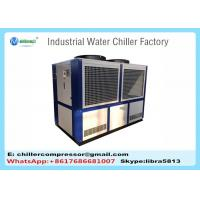 Wholesale 20 Tr 25Tr Plastic Injection / Extruder Industrial Water Chiller For Plastic from china suppliers