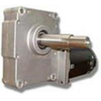 China Die Casting Worm Wheel Geared Dc Motors With Mcp2 Brake Removable Brush Bronze Worm Wheel Material on sale
