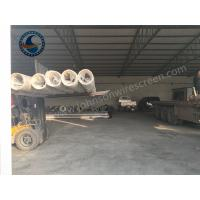 Wholesale High Flow Johnson Wedge Wire Screen / Johnson Screen For Water Well Sand Control from china suppliers