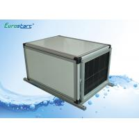 Wholesale White Horizontal  Hvac Carrier Air Handling Units 25Mm Panel Thickness from china suppliers