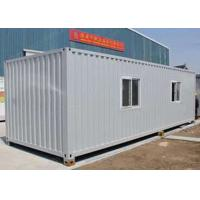 Wholesale Removable ISO Standard Prefab Container House For Office ANT CH1601 from china suppliers