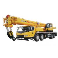 China XCMG All Terrain 50 ton boom truck QY50KA 42000kg Total weight in travel on sale