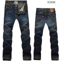 China d&g Straight Pants Mens Denim Jeans Fashion Style on sale