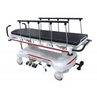 Quality ICU Room Medical Transport Bed Movable Double American Pump 5 Functions for sale