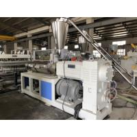 Wholesale Moisture Proof PVC Foam Board Extrusion Line 400kg/H Capacity 180kw from china suppliers