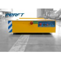 Wholesale Remote Control Transfer Bogie Trolley 10 Ton Material Handling Vehicles from china suppliers