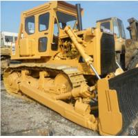 China Repaint Used Bulldozer For Sale,Good Condition D7G Bulldozer on sale