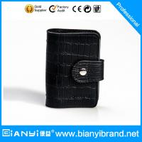Wholesale Hot Style Fashion leather card bag from china suppliers