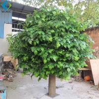 China 5-10 Years Lifetime Plastic Fruit Trees , 2.5m Height Artificial Apple Tree on sale