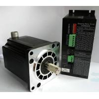 Electronic 3 phase stepper motor nema 42 110bygh 110 volt for 24 volt servo motor