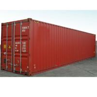 Logistics Equipment 40 Foot High Cube Shipping Container