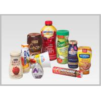 Wholesale Food Packaging Shrink Wrap Bottle Labels PVC PET Material For Wine Bottles from china suppliers