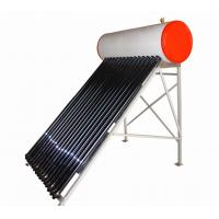 China pressurized solar hot water heater on sale