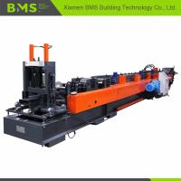 Wholesale 16 Forming Station CZ Purlin Roll Forming Machine / Steel Frame Making Machine from china suppliers