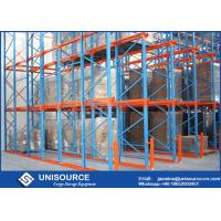 Wholesale Drive In Racking System For Storing , Drive Through Racking With Limited Space from china suppliers